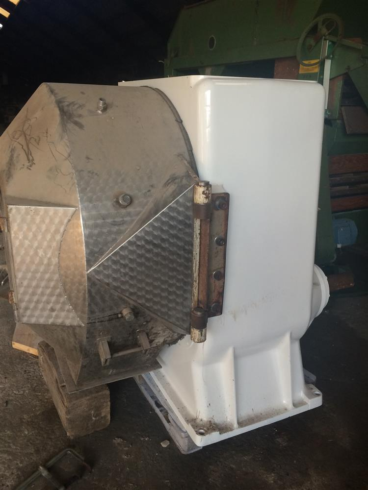 Andritz Pellet Mill 250594 For Sale Used