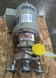 251290 - 1.5 HP FRISTAM Centrifugal Pump - Stainless Steel Sanitary