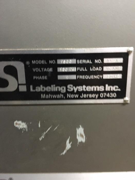Image LSI Labeling System  829175