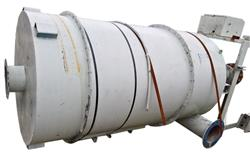 252004 - 244 Sq. Ft. Filter Receiver Pulse Jet Dust Collector