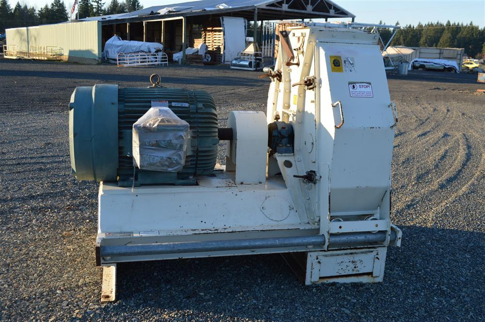 JACOBSON-CARTER DAY Full Circle Hammermill
