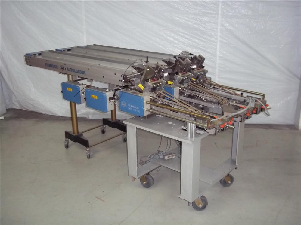 Image PFANKUCH Automatic Feeder - 3 Available 738154