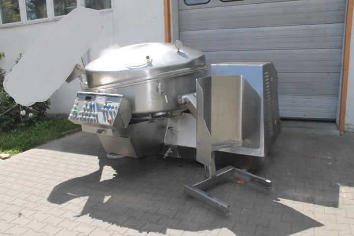 Laska Vacuum Bowl Cutter 252711 For Sale Used