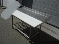 252936 - Stainless Steel Boning Table