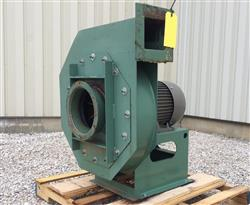 253752 - 15 HP AMERICAN FAN Blower - 1,800 CFM @ 28in Sp