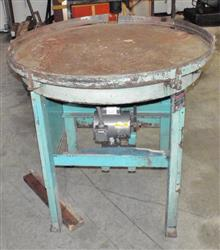254209 - 37in NEWWAY Rotary Table