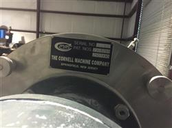 255315 - CORNELL D16 Versator with Vacuum Pump and Stand