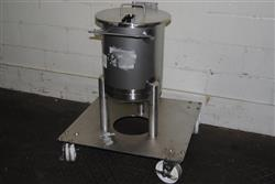 255346 - 10 Gallon T&C  Tank - Stainless Steel
