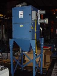 255416 - 0.75HP DONALDSON TORIT Bag Type Dust Collector