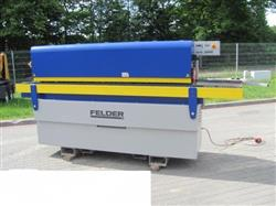 255948 - FELDER G500 Edgebander - For Veneers without Glue