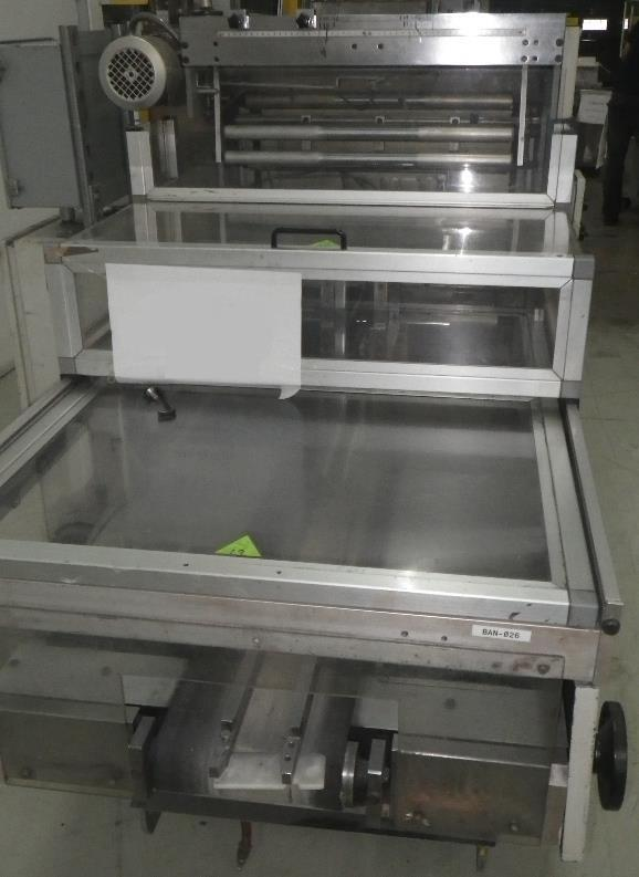 Image BFB Automatic Shrink Bundler with Integrated Heat Tunnel 756868