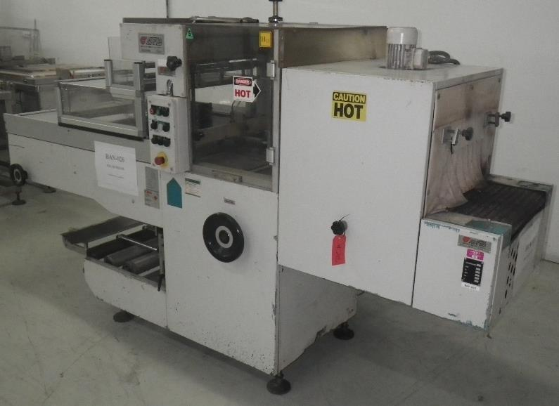 Image BFB Automatic Shrink Bundler with Integrated Heat Tunnel 756829