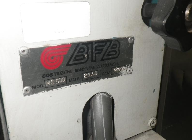 Image BFB Automatic Shrink Bundler with Integrated Heat Tunnel 756834
