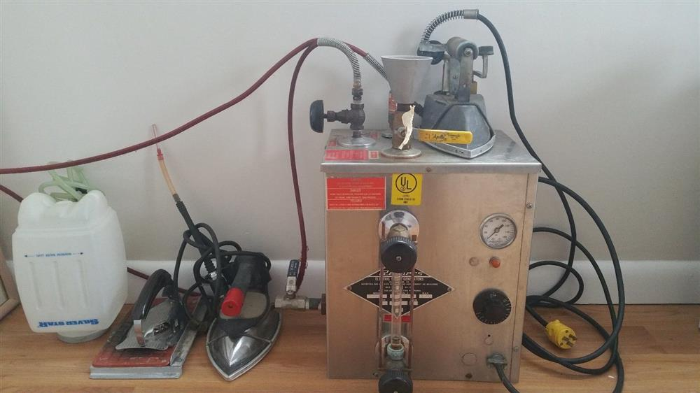 REIMERS Electric Steam Gene - 257108 For Sale Used
