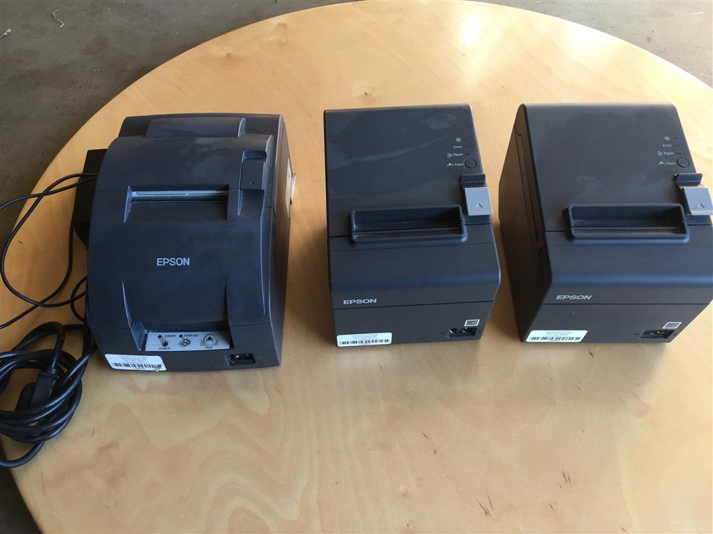FOCUS Point-of-Sales System - 257120 For Sale Used