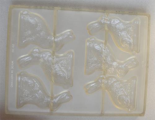 Image Chocolate Molds  757075