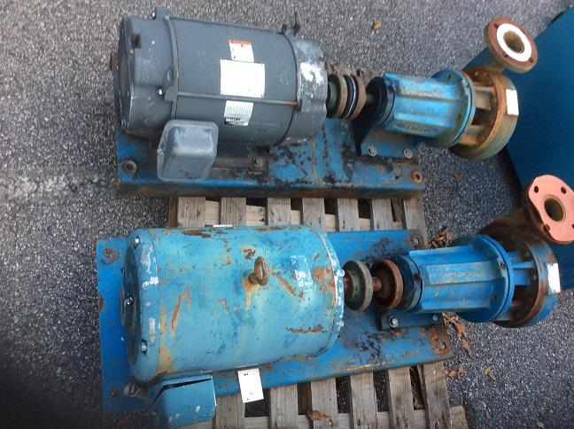 PEERLESS Pumps - 257156 For Sale Used N/A
