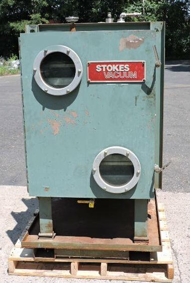 STOKES Vacuum Shelf Dryer - Stainless Steel