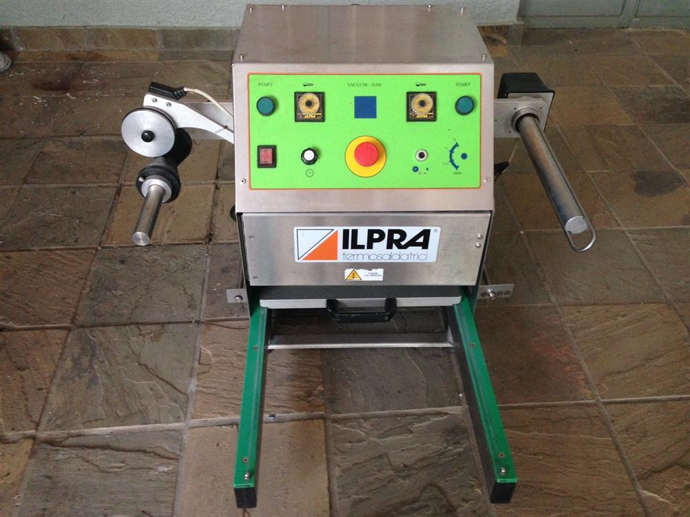 ILPRA VG Basic Tray Sealer