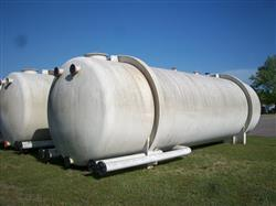 257225 - 20000 Gallon Horizontal Carbon Steel Storage Tank - 4 Available