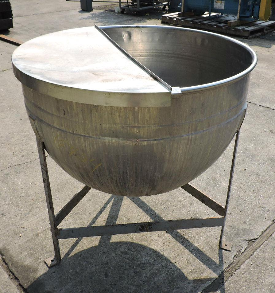 Image 100 Gallon LEE Kettle - Jacketed, Open Top 757773