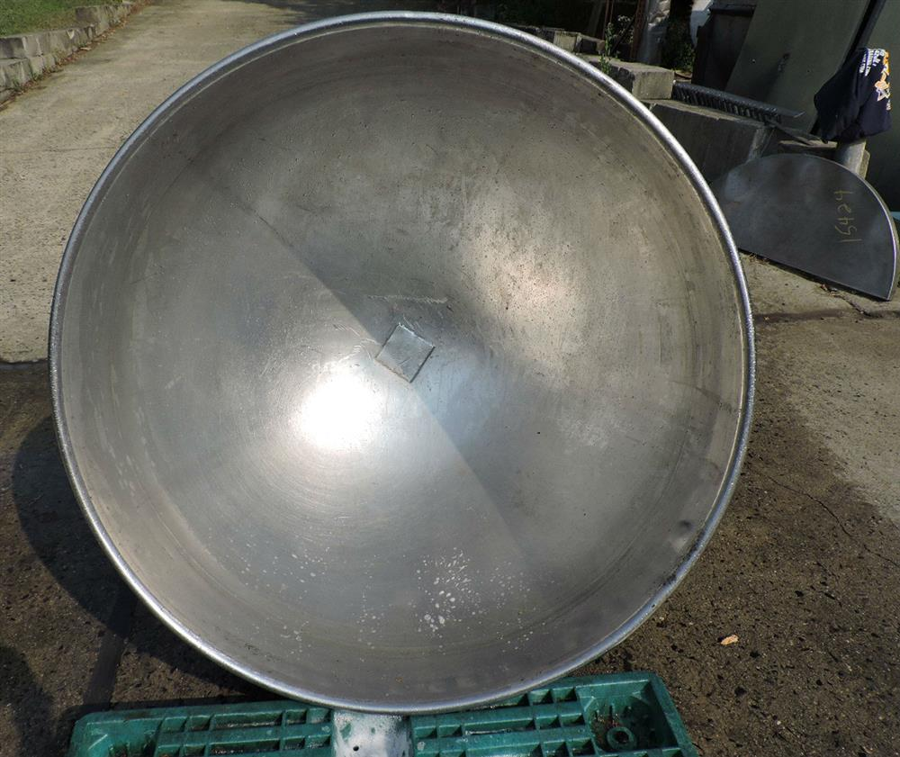 Image 100 Gallon LEE Kettle - Jacketed, Open Top 757774