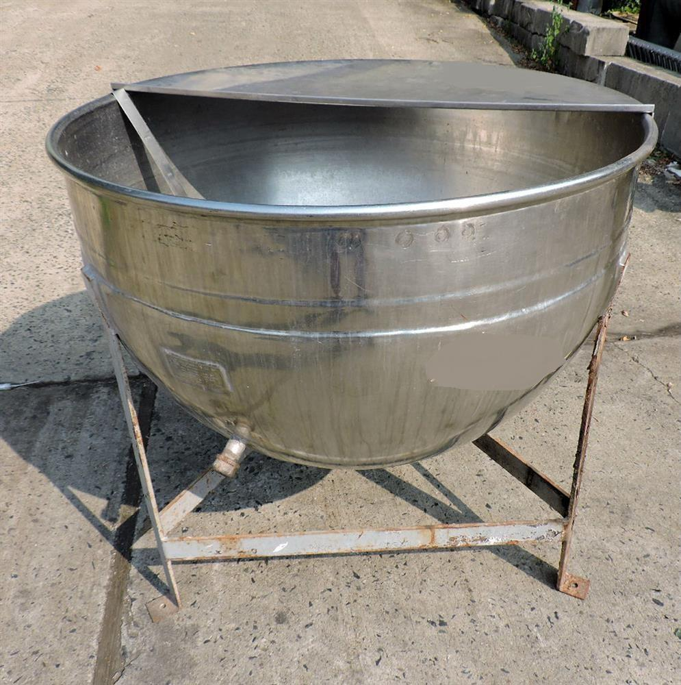 Image 100 Gallon LEE Kettle - Jacketed, Open Top 757824
