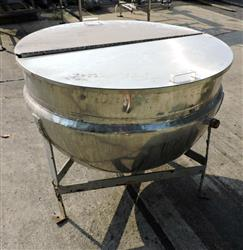 257233 - 100 Gallon LEE Kettle - Jacketed, Open Top