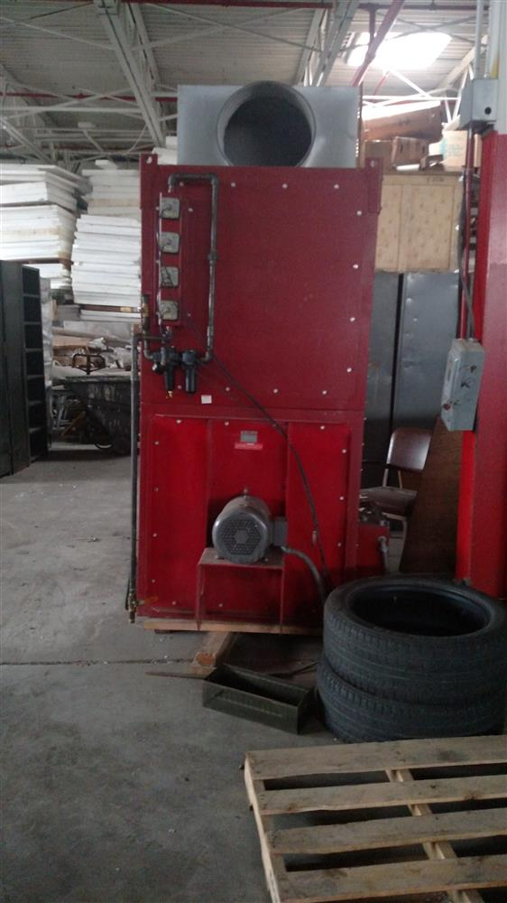 Micro Air Rp8 Dust Coll 257272 For Sale Used N A