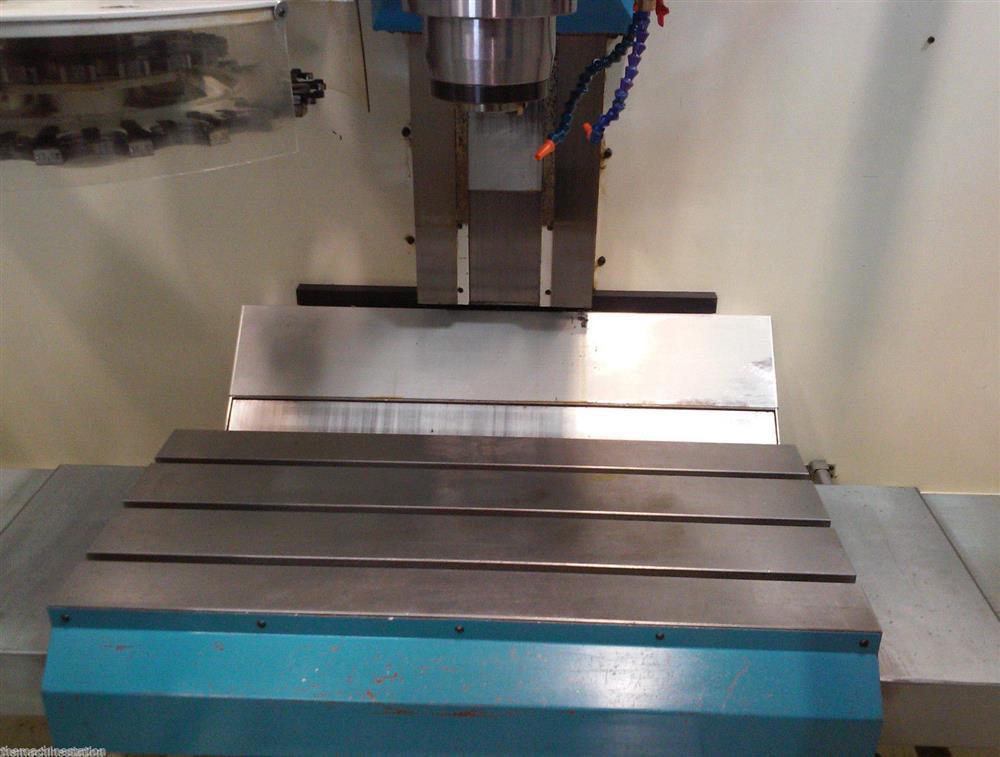 FEMCO FV-20 CNC Mill Vertic - 257301 For Sale Used