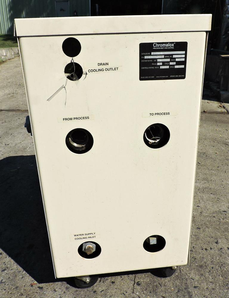 "Image CHROMALOX ""Microtherm"" Recirculation Heater 758322"