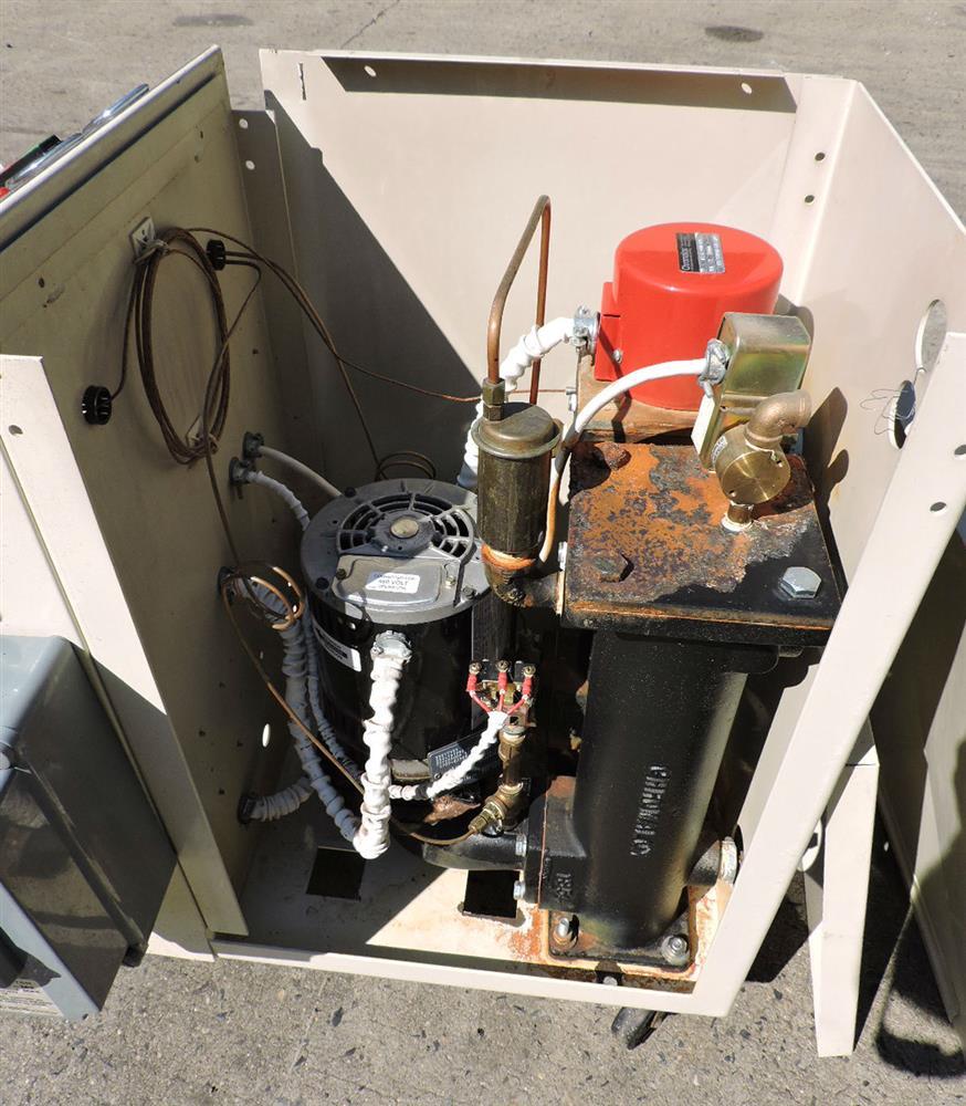 "Image CHROMALOX ""Microtherm"" Recirculation Heater 758323"