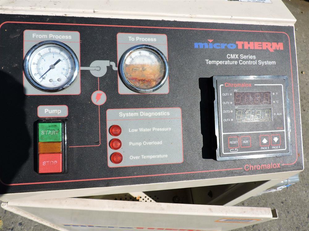"Image CHROMALOX ""Microtherm"" Recirculation Heater 758325"