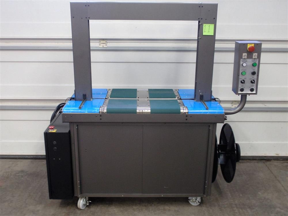 polychem strapping machine