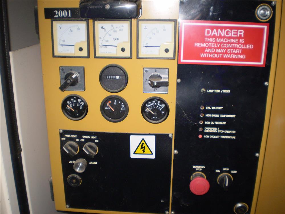 OLYMPIAN Generator - 258491 For Sale Used