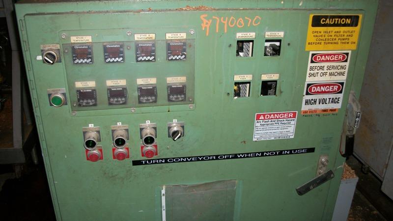 Image Natural Gas Belt Furnace - 36in W x 10ft L 889007