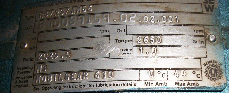 Image Natural Gas Belt Furnace - 36in W x 10ft L 889003
