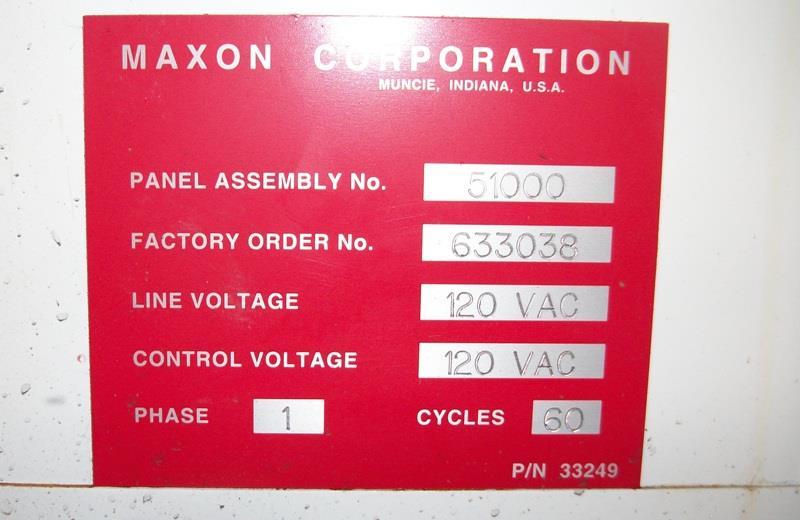 Image Natural Gas Belt Furnace - 36in W x 10ft L 889004