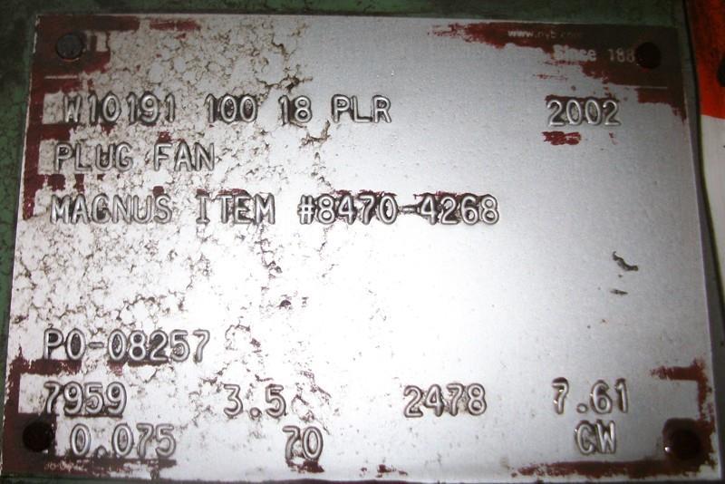 Image Natural Gas Belt Furnace - 36in W x 10ft L 889005