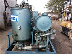 258697 - 125HP QUINCY Rotary Screw Air Compressor
