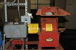 258724 - 10HP MEADOW MILLS Hammer Mill