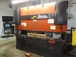 258982 - 8-Axis AMADA CNC Hydraulic Press Brake