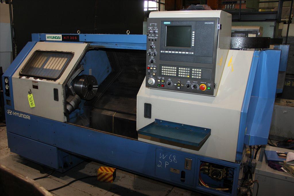 hyundai cnc machine