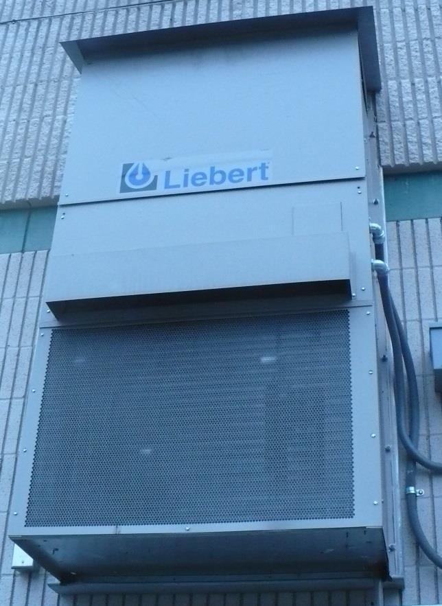 3 Ton Liebert Intelecool Ii 259069 For Sale Used