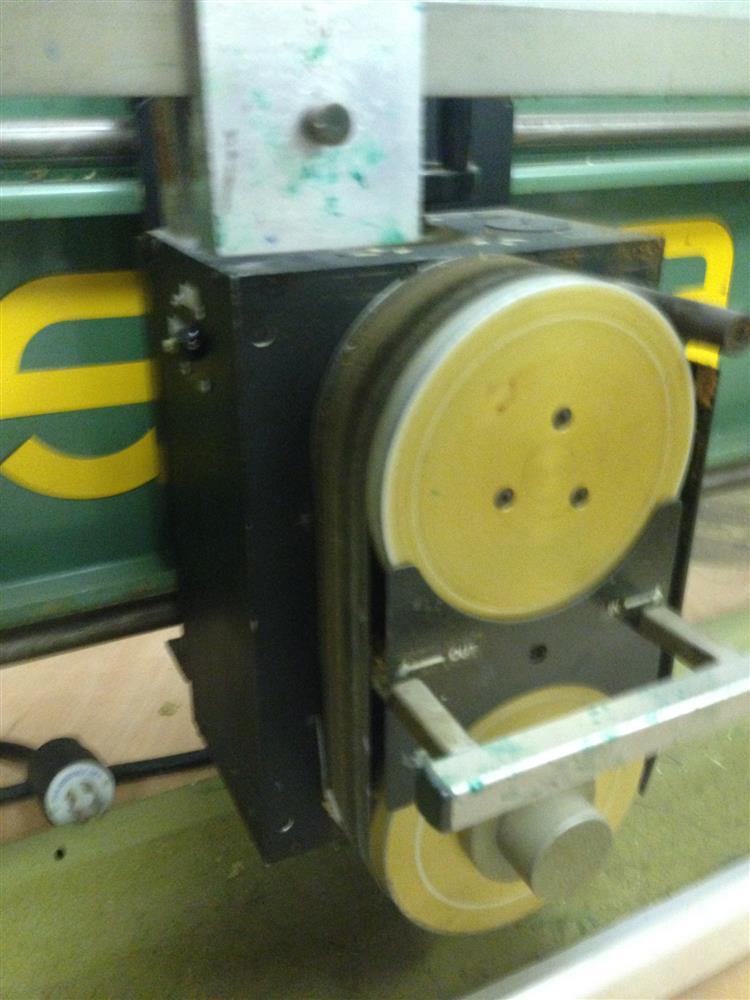 squeegee machine