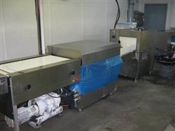 259916 - CRYOVAC VC999 K1 Vacuum Packer Line with Shrink Tank