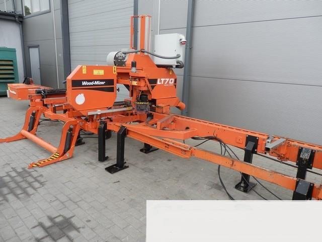 WOOD-MIZER LT 70 HD Saw - 260245 For Sale Used N/A