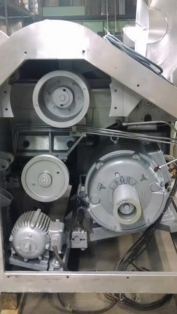 Image KRAMER GREBE Cutmix Bowl Chopper Cutter - 325 Liter  876255