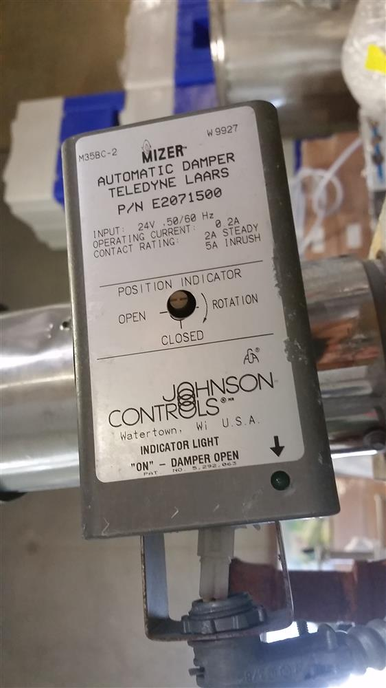 Teledyne Laars Mini Therm I 260902 For Sale Used