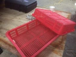 260968 - DACO Plastic Basket for Fish Fillets